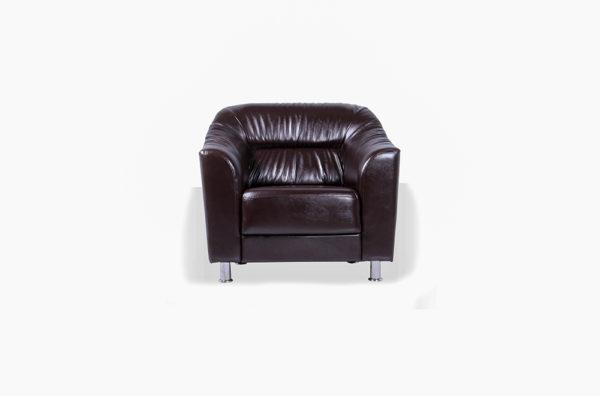 кресло райт ИК Terra Effect 221 темно-коричневый перламутр..