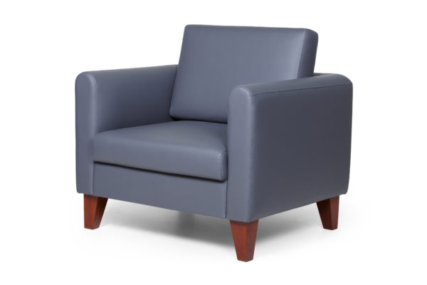 Берген кресло ИК ecotex 3022 (серый) - 1 шт (2)