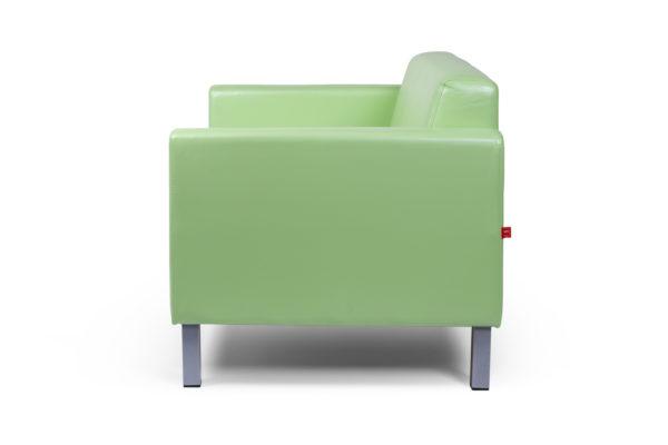 Евро двухместный диван, ИК Ecotex, 3006 (св.фисташковый) (3)