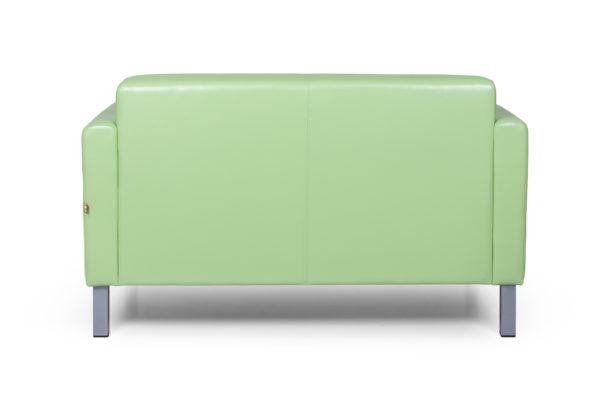 Евро двухместный диван, ИК Ecotex, 3006 (св.фисташковый) (4)