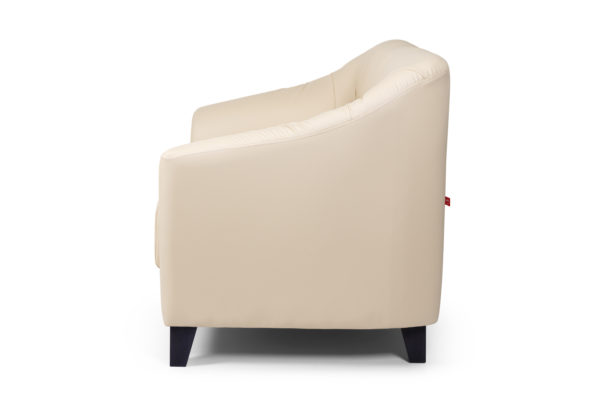 Райт Вуд двухместный диван, ИК Ecotex, 3015 (светло-бежевый) (4)