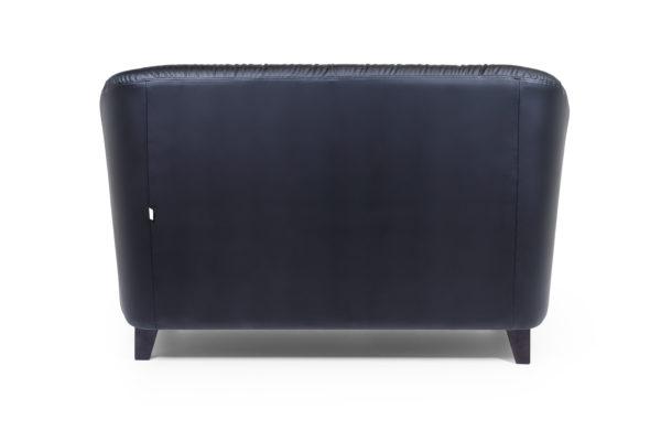 Райт Вуд двухместный диван, ИК Terra, 118 (черный) (5)
