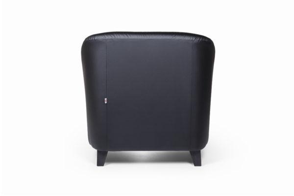 Райт Вуд кресло, ИК Ecotex, 3001 (черный) (4)