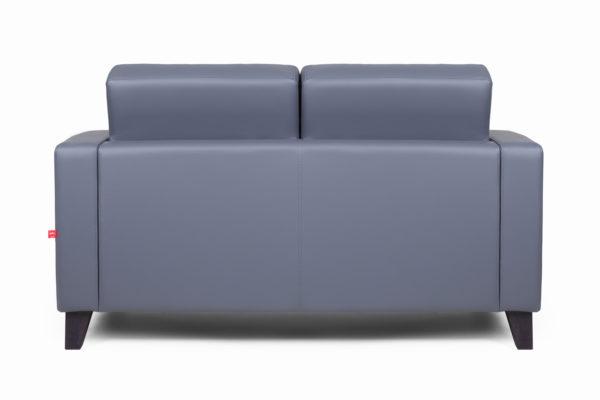 Рольф Вуд двухместный диван, ИК Ecotex, 3022 (темно-серый) (4)