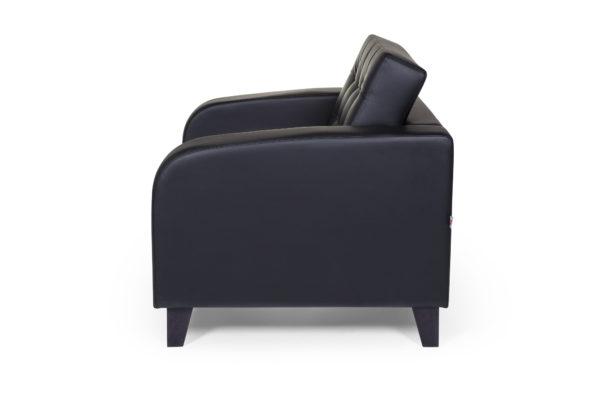 Рольф Вуд кресло, ИК Ecotex, 3001 (черный) (3)