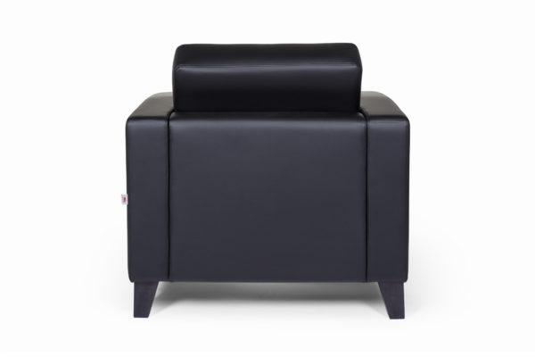 Рольф Вуд кресло, ИК Ecotex, 3001 (черный) (4)