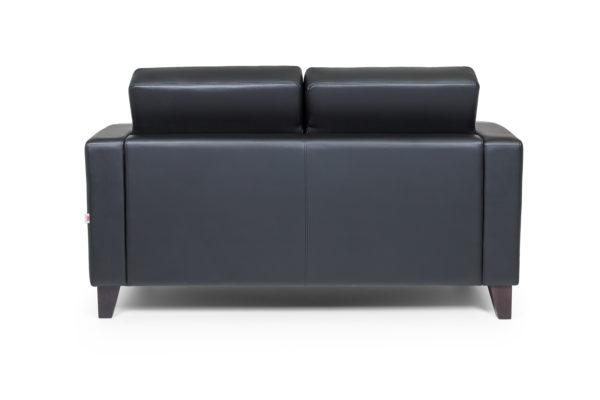 Рольф двухместный диван, ИК Domus, Black (черный) (5)