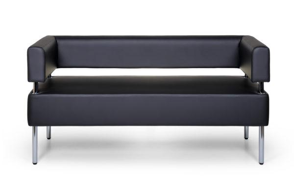 MC диван 3-х местный, ИК Ecotex 3001 (черный)