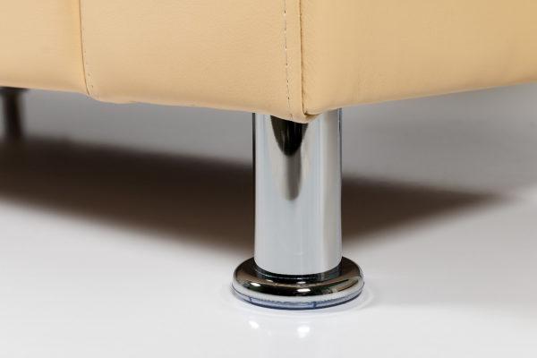 Аполло двухместный диван, ИК Ecotex 3015 (светло-бежевый) (4)