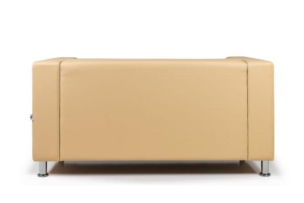 Аполло двухместный диван, ИК Ecotex 3015 (светло-бежевый) (5)