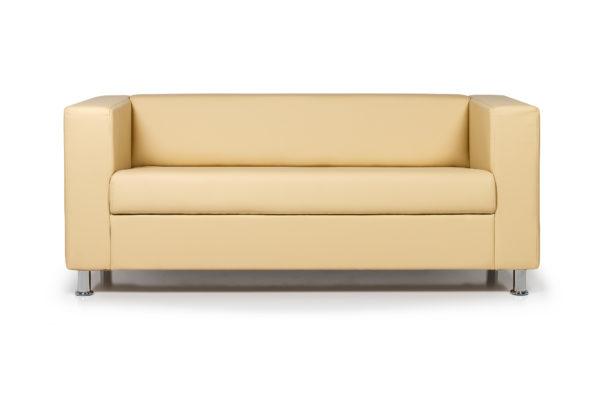 Аполло трехместный диван, ИК Ecotex 3015 (светло-бежевый) (1)