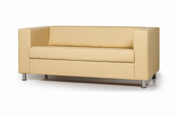 Аполло трехместный диван, ИК Ecotex 3015 (светло-бежевый) (2)