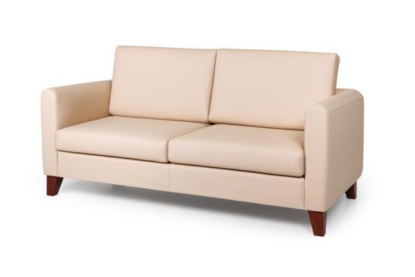Берген диван 2-х местный ИК ecotex 3015 (светло-бежевый)(3)