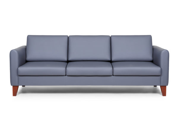 Берген диван 3-х местный ИК ecotex 3022 (серый) (1)