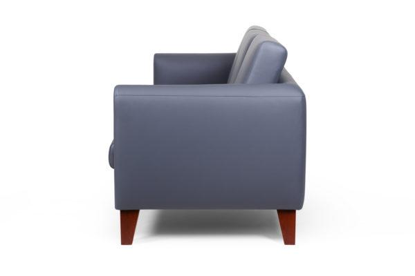 Берген диван 3-х местный ИК ecotex 3022 (серый) (3)