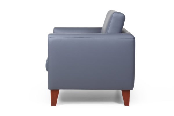 Берген кресло ИК ecotex 3022 (серый) - 1 шт (3)