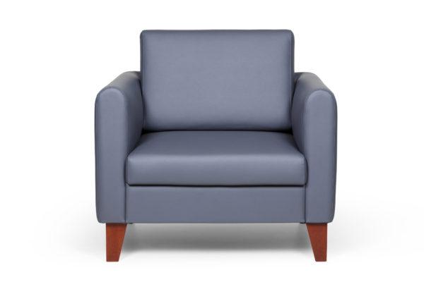 Берген кресло ИК ecotex 3022 (серый) (1)