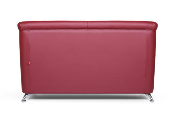 Европа двухместный диван, ИК Ecotex, 3011 (бордовый) (4)