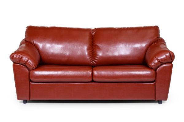 Лагуна трехместный диван, ИК Oregon royal, 56 (коричневый) (1)