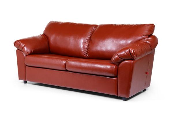 Лагуна трехместный диван, ИК Oregon royal, 56 (коричневый) (2)