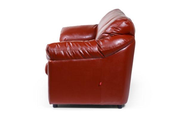 Лагуна трехместный диван, ИК Oregon royal, 56 (коричневый) (4)