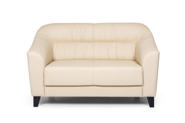 Райт Вуд двухместный диван, ИК Ecotex, 3015 (светло-бежевый) (1)