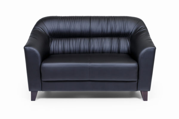 Райт Вуд двухместный диван, ИК Terra, 118 (черный) (1)