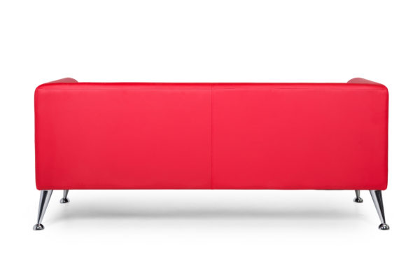 Ультра трехместный диван, ИК Ecotex, 3023 (красный) (4)