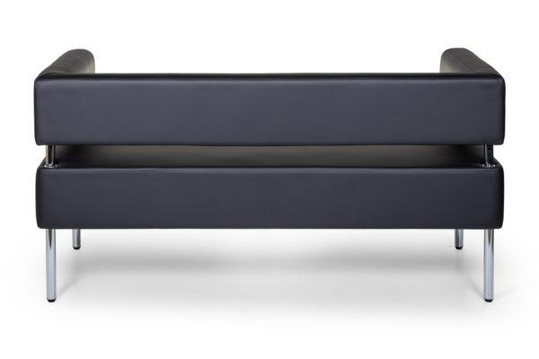 MC диван 3-х местный, ИК Ecotex 3001 (черный) (4)