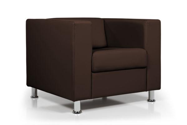 WEB Аполло кресло, ИК Ecotex 3029 темно коричневый 2